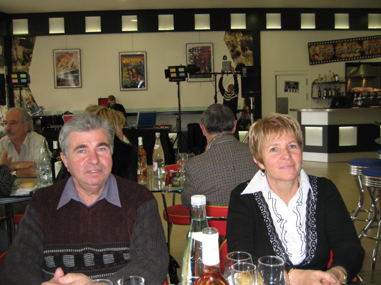 Marie-Claude et Alain