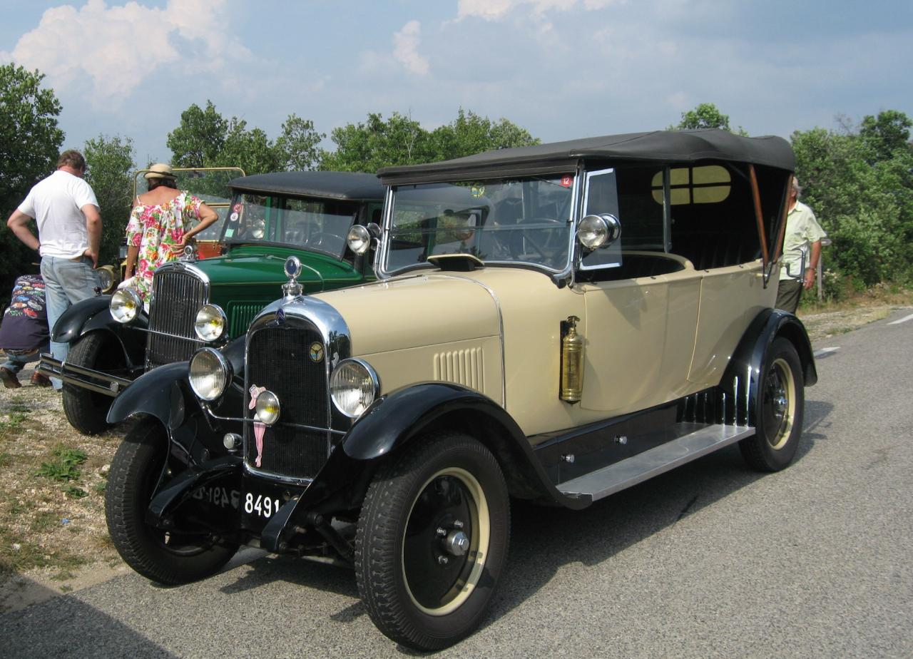 Citroën B14 d'Alain