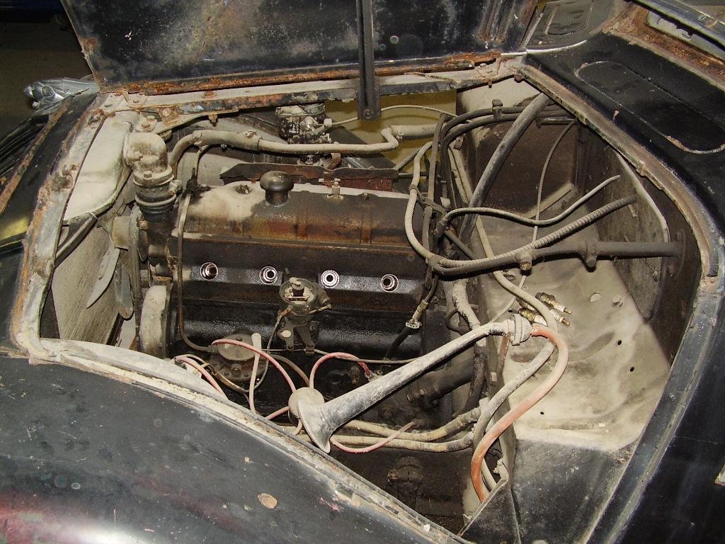 04- Compartiment moteur côté gauche (16-01-07)