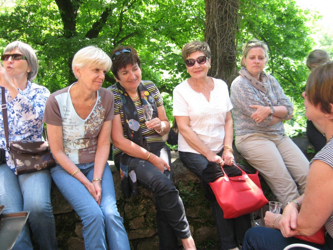 Marlène,Nicole, Marinette, Dany;....