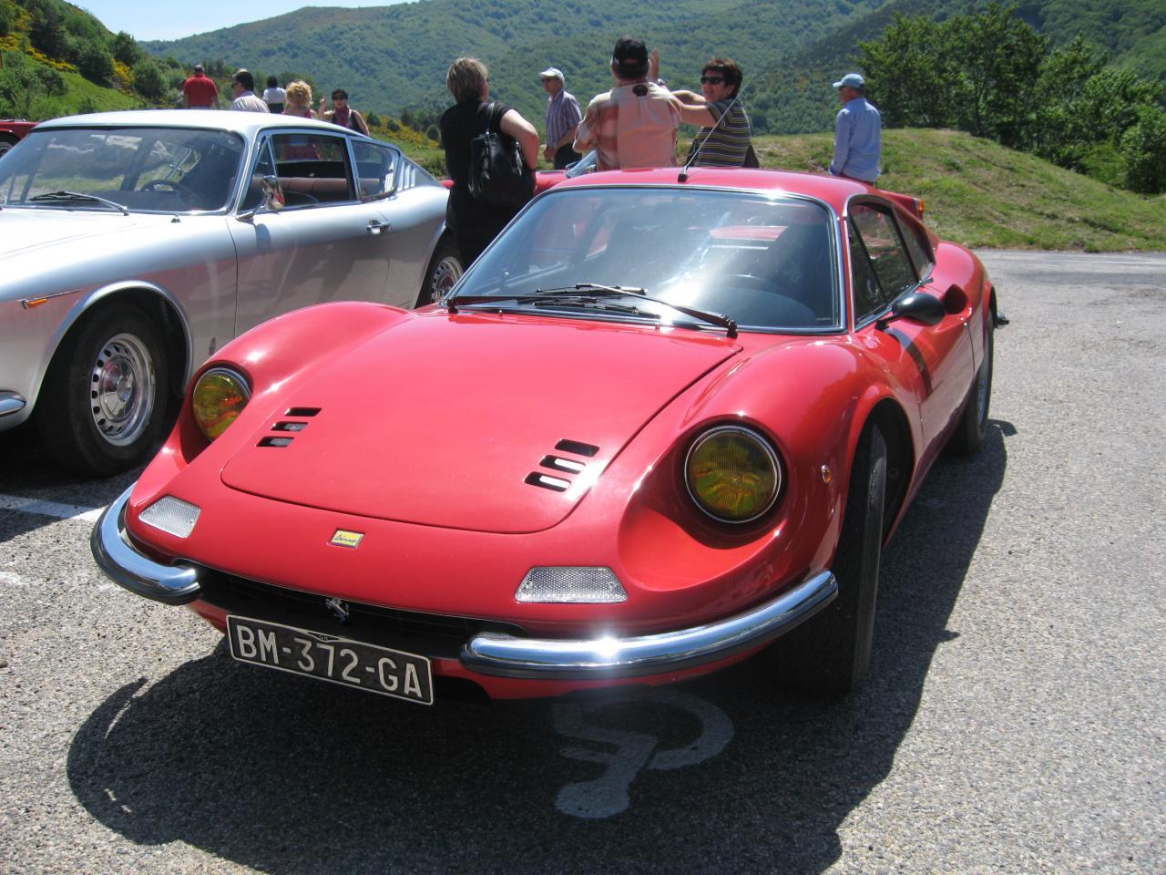 Ferrari Dino de Jean-Claude