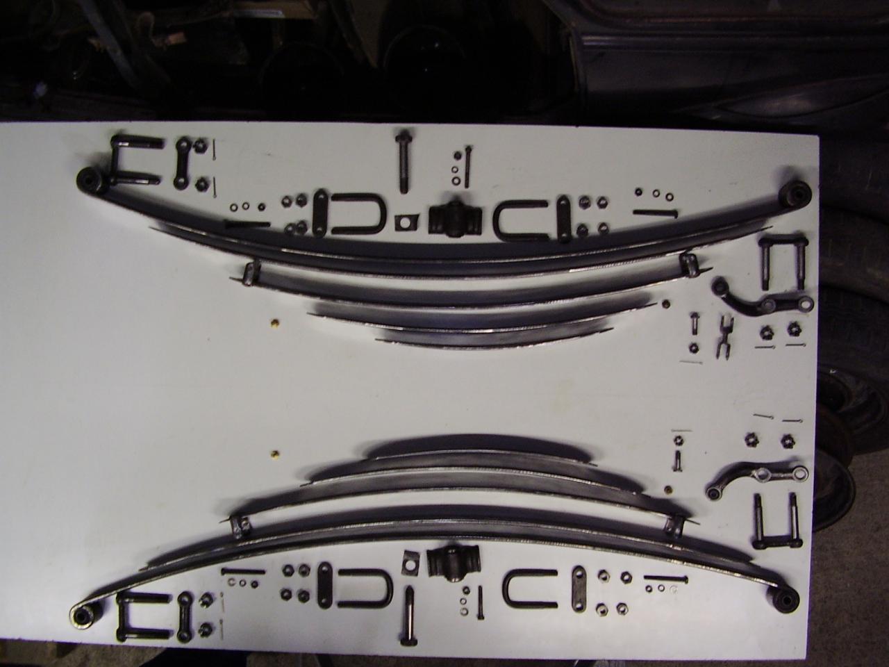 09- La suspension arrière (15-04-07)
