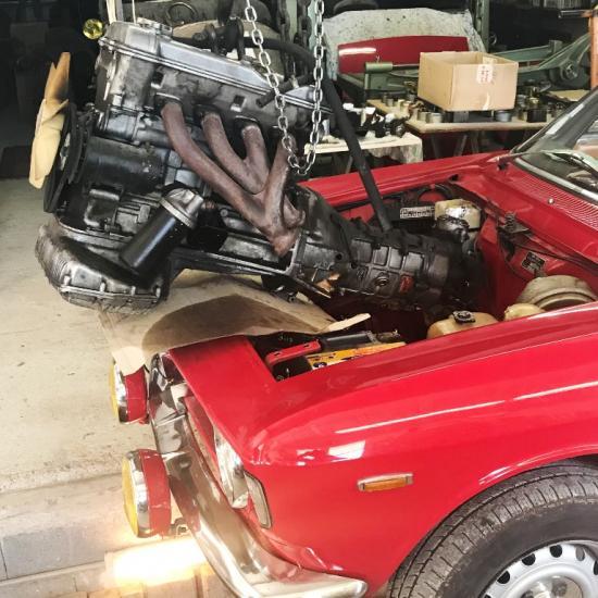 1- dépose moteur