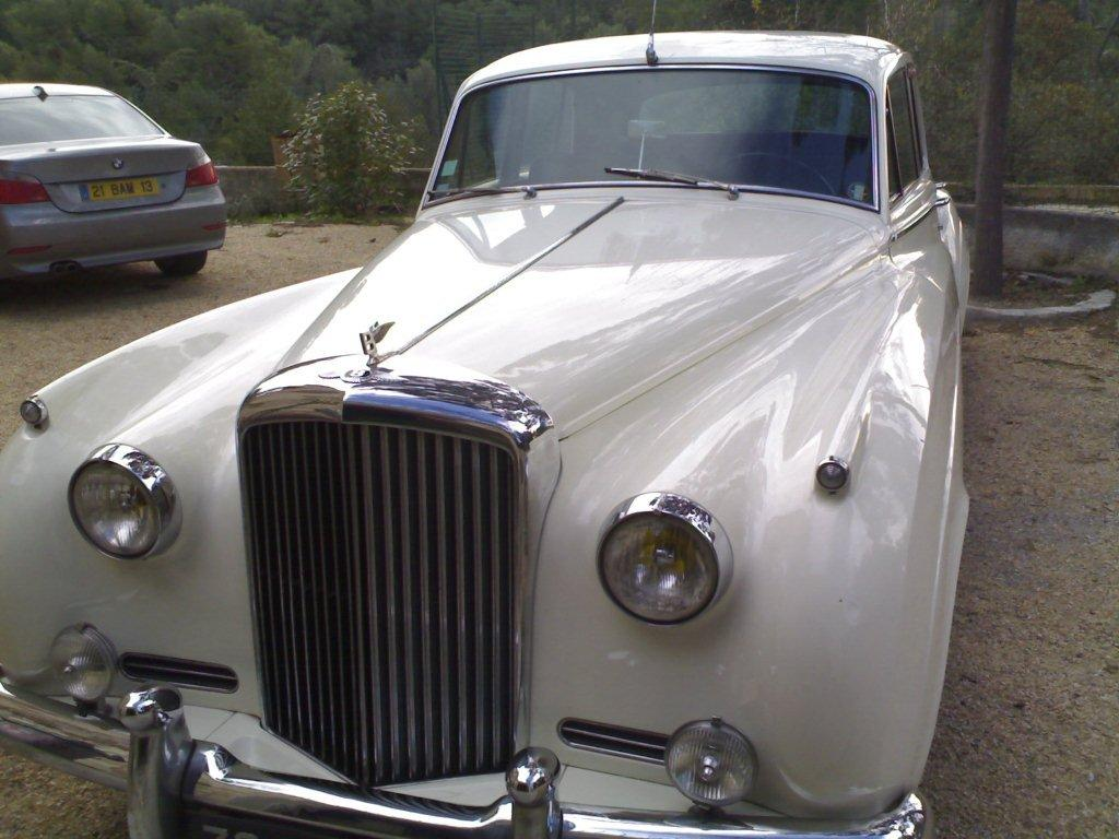 Bentley S1 - de Maurice