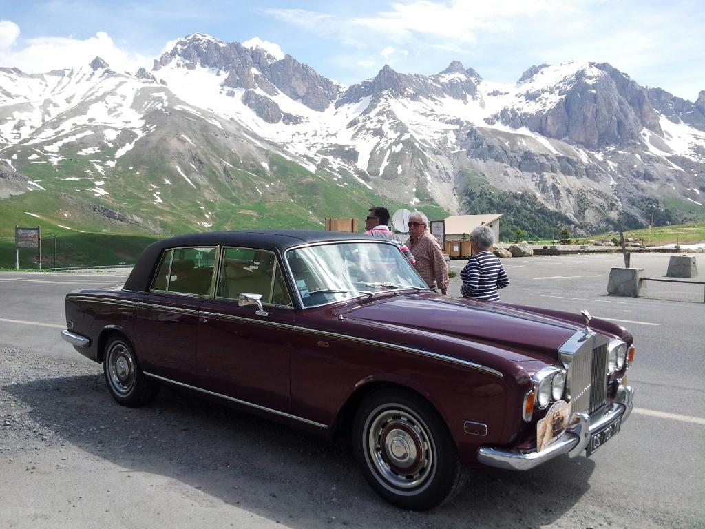 Rolls Royce de Patrick