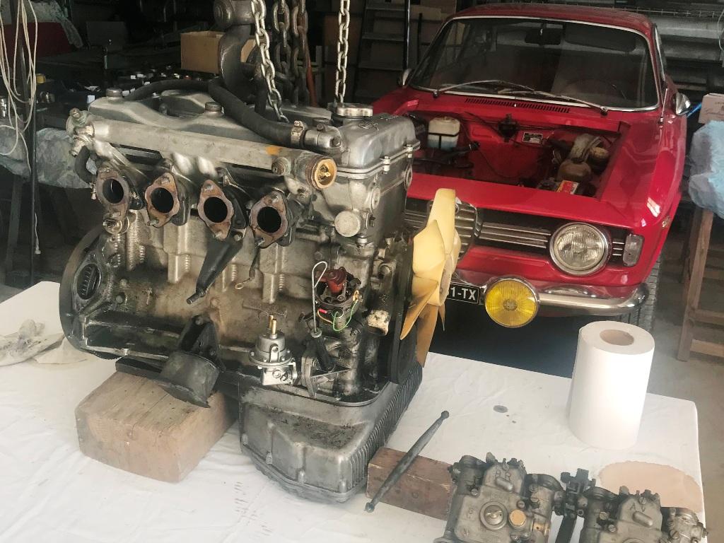 3- démontage moteur