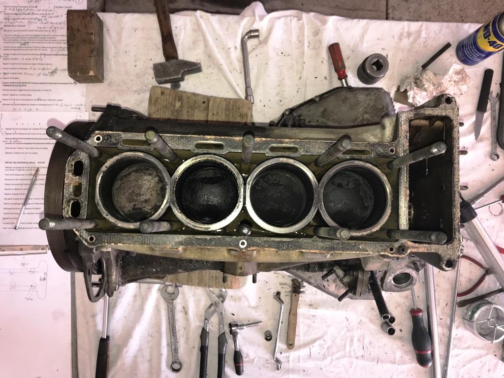 9- le bloc moteur