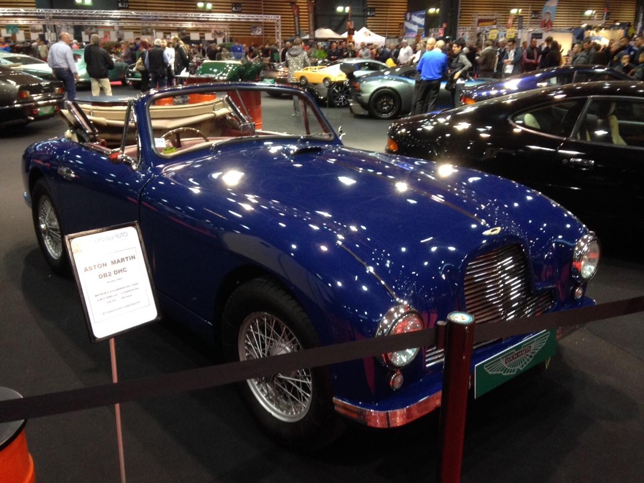 Aston DB2  de Jean-Claude L.