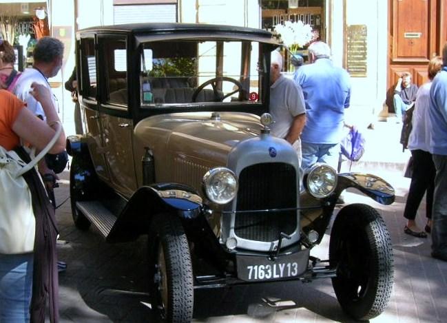 Citroën B2- de Denis