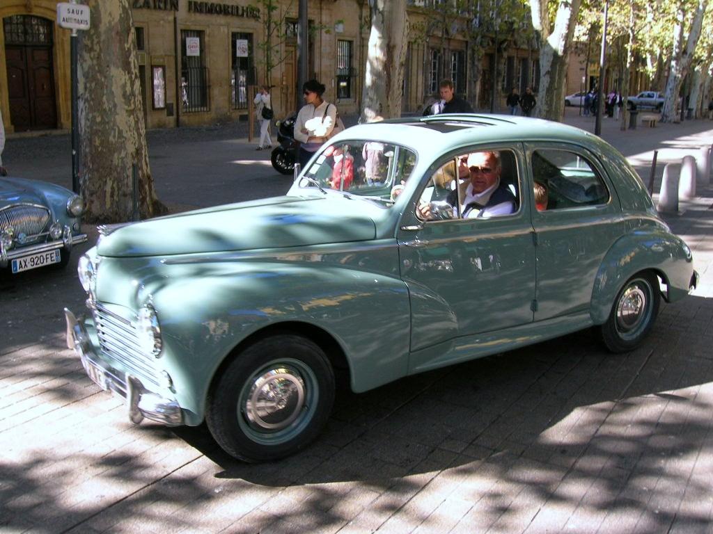 Peugeot 203 De Jacky