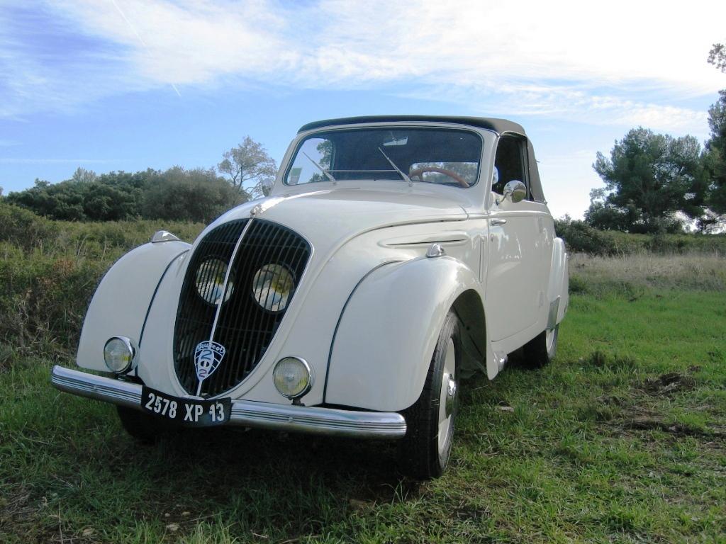 202 Cabriolet 1939 - de Claude