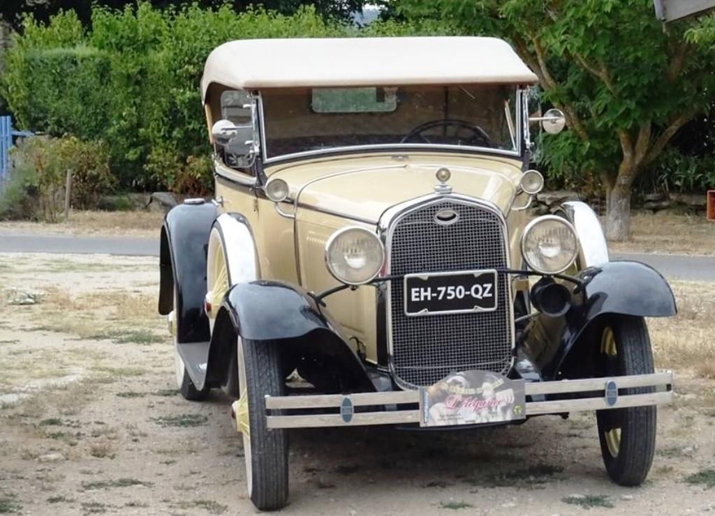 Ford A 1931 de René