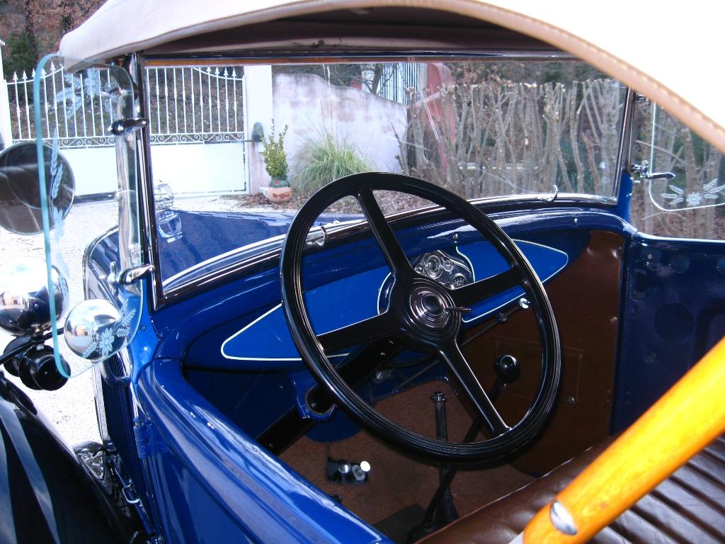 Ford A-  de Claude