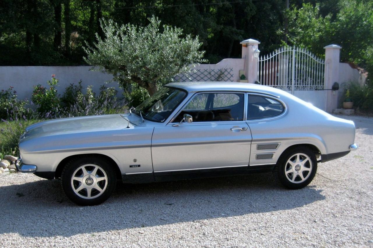 Ford Capri 1970
