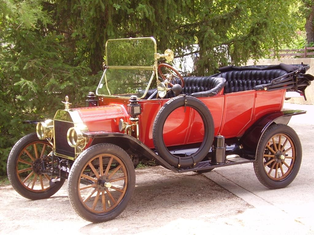 Ford T 1913 de Robert