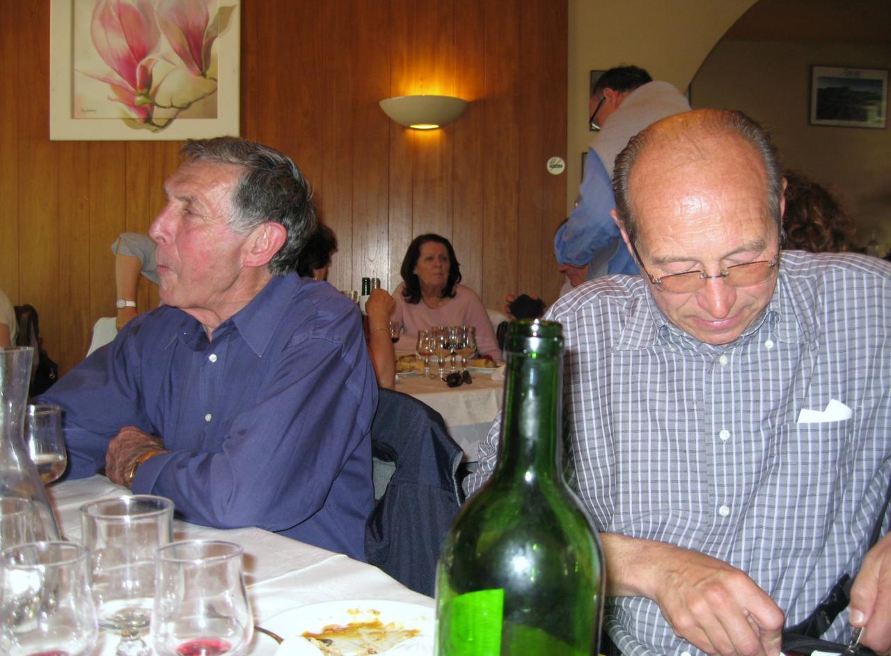Roland et Vincent