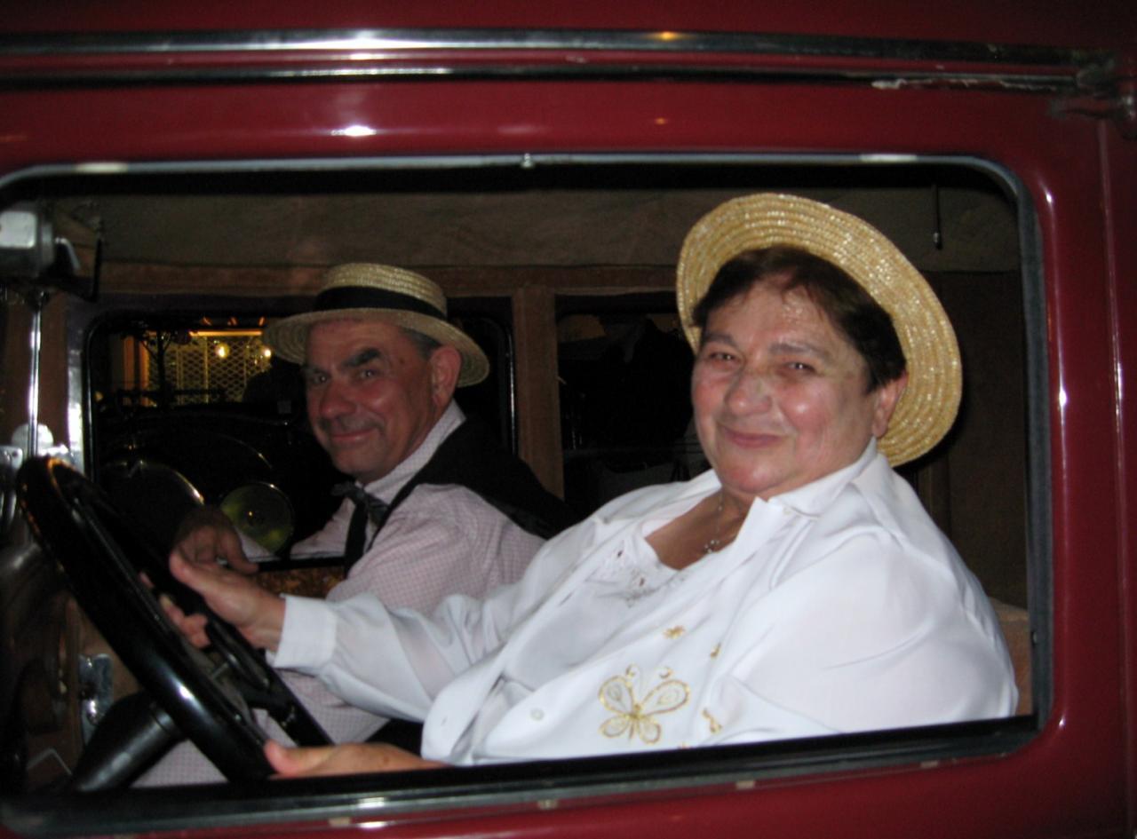 Maryse et André