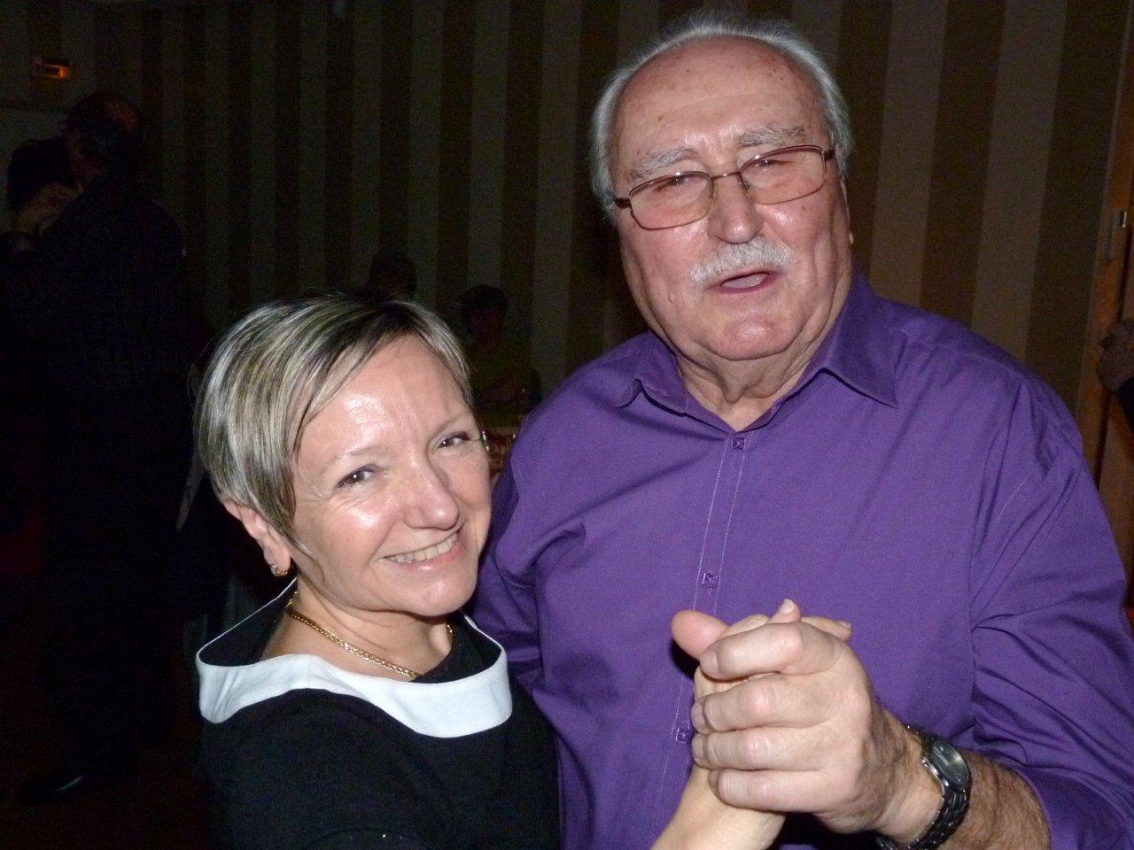 Joëlle et Alain