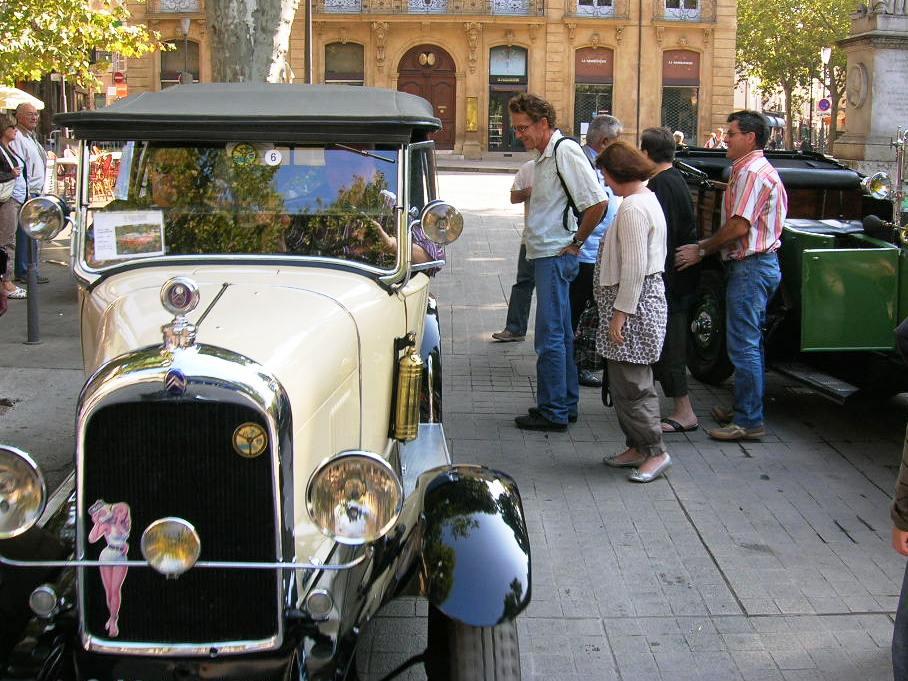 Restauration d'une Citroën B14