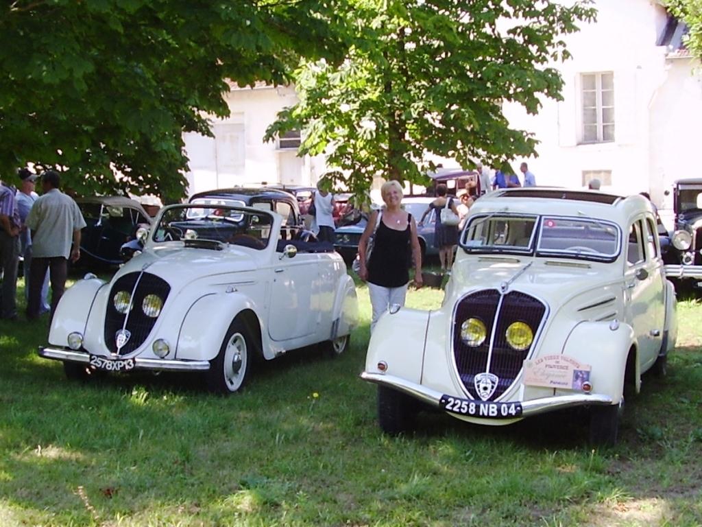 202 cab. et 402 limousine